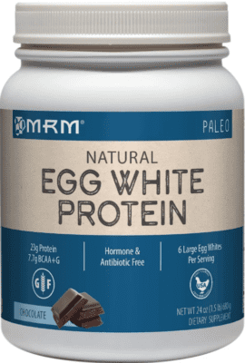 What Is The Best Egg White Protein Powder - MRM natural egg white protein