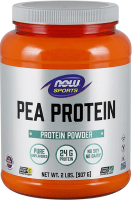 What Is The Best Pea Protein Powder - Now sports pea protein