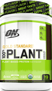 The Best Tasting Protein Powder - On gold standard plant