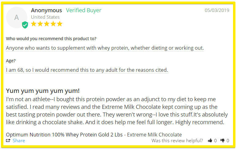 Optimum Nutrition review - the best tasting protein powder