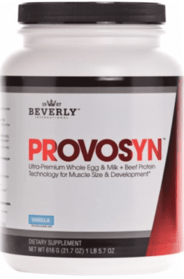 What Is The Best Egg White Protein Powder - Provosyn protein blend