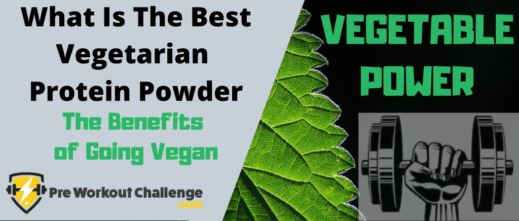 What Is The Best Vegetarian Protein Powder