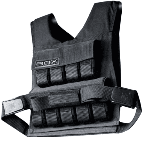 Best Weight Vests For Men - Box weighted vest
