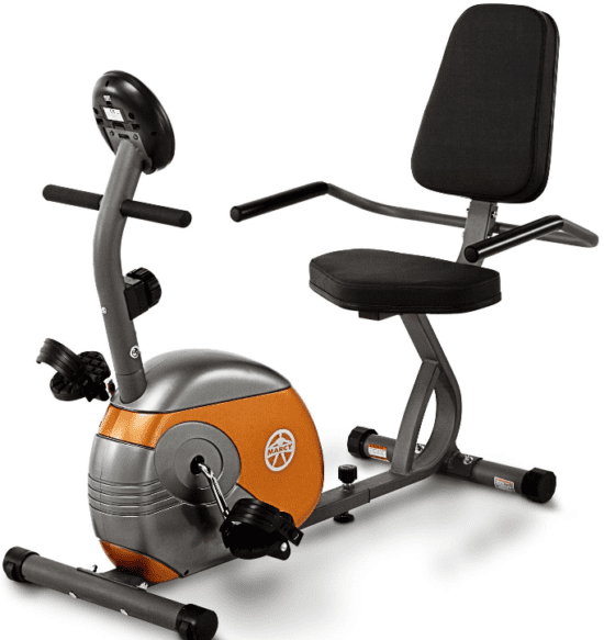 Stationary Exercise Bikes For Seniors - Marcy recumbent exercise bike