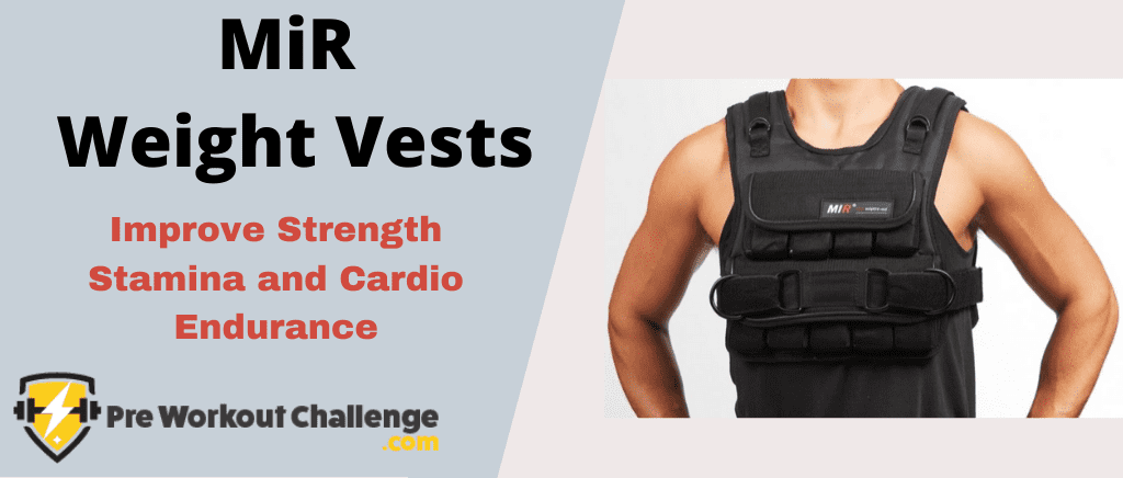 MiR Weight Vests