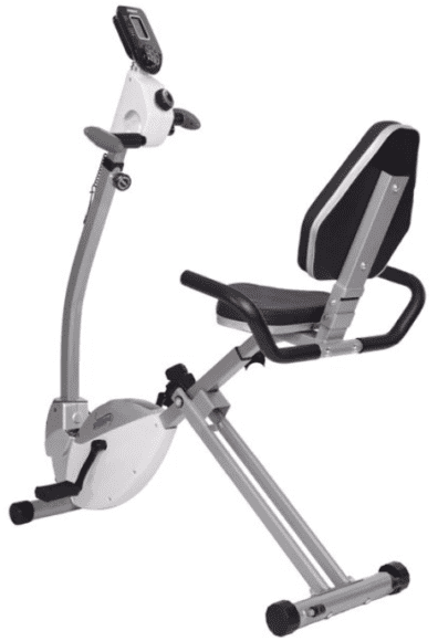 Stationary Exercise Bikes For Seniors - Stamina recumbent exercise bike with upper body