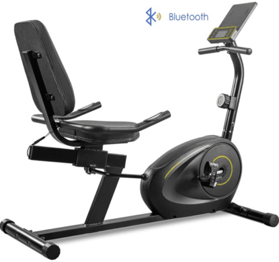 Stationary Exercise Bikes For Seniors - xgeek recumbent exercise bike