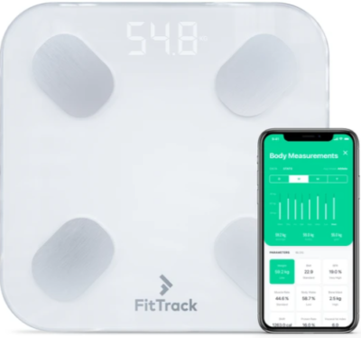 What Is The Best Smart Scale - FitTrack Dara Scale