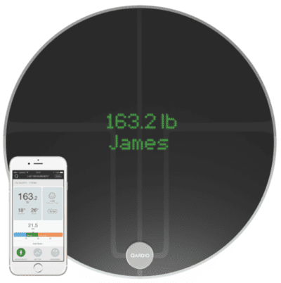 What Is The Best Smart Scale - QardioBase Smart Scale