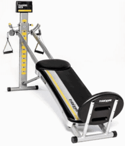 There are different resistance levels to keep your workouts challenging. - Total Gym FIT