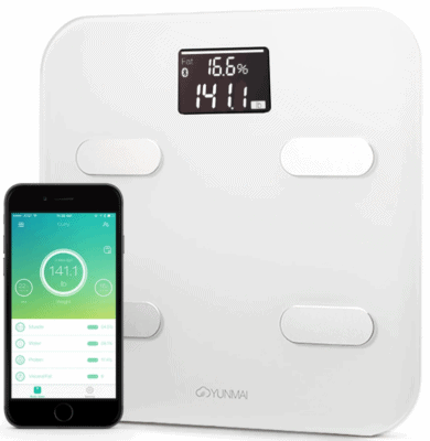What Is The Best Smart Scale - Yunmai smart scale