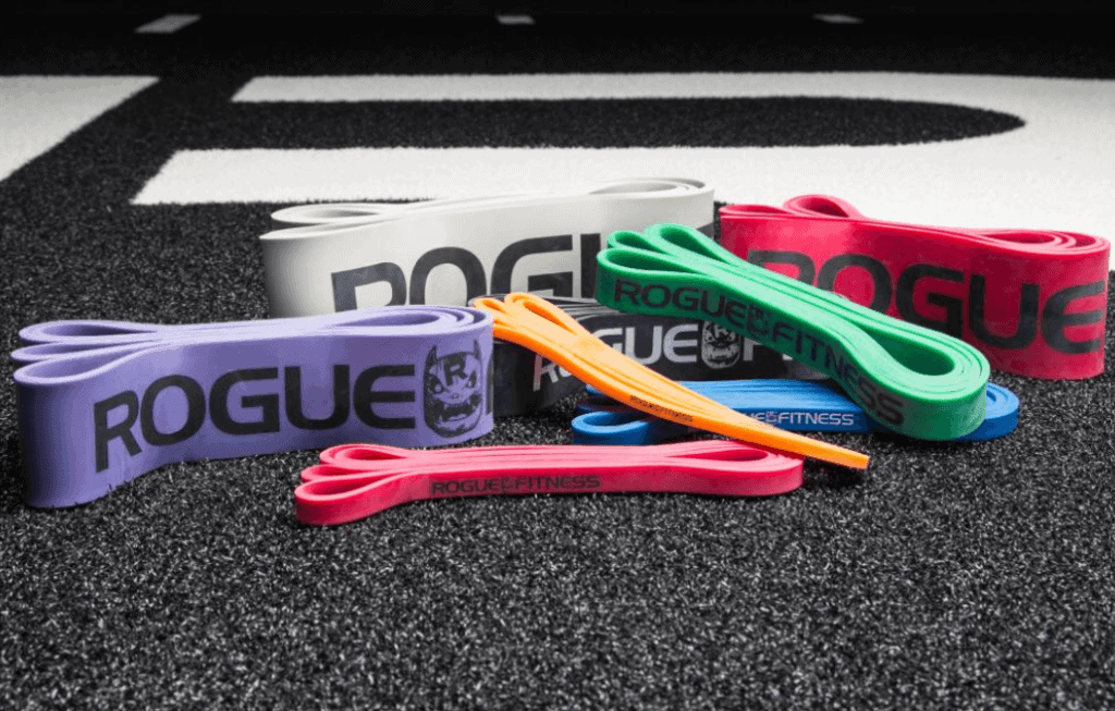 Best exercise resistance band set - Rogue monster bands