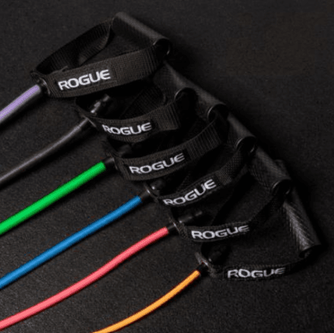 Best exercise resistance band set - Rogue tube bands