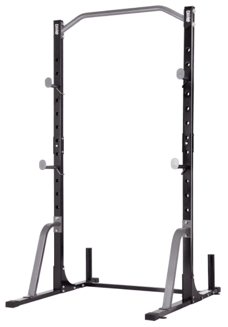 Best Squat Rack for a Home Gym - Body Flex sports body champ power rack system