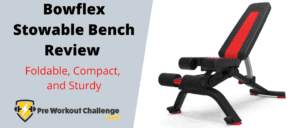 Bowflex Stowable Bench Review canva