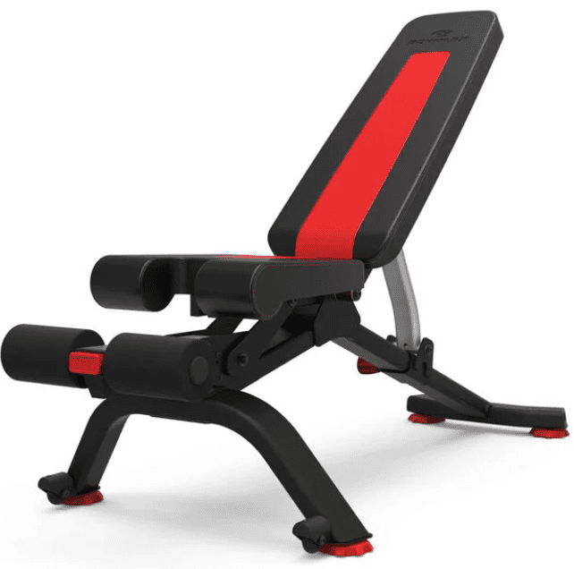 Best Foldable Workout Benches - Bowflex stowable bench