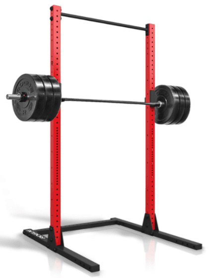 Best Squat Rack for a Home Gym - Rogue monster light squat stand