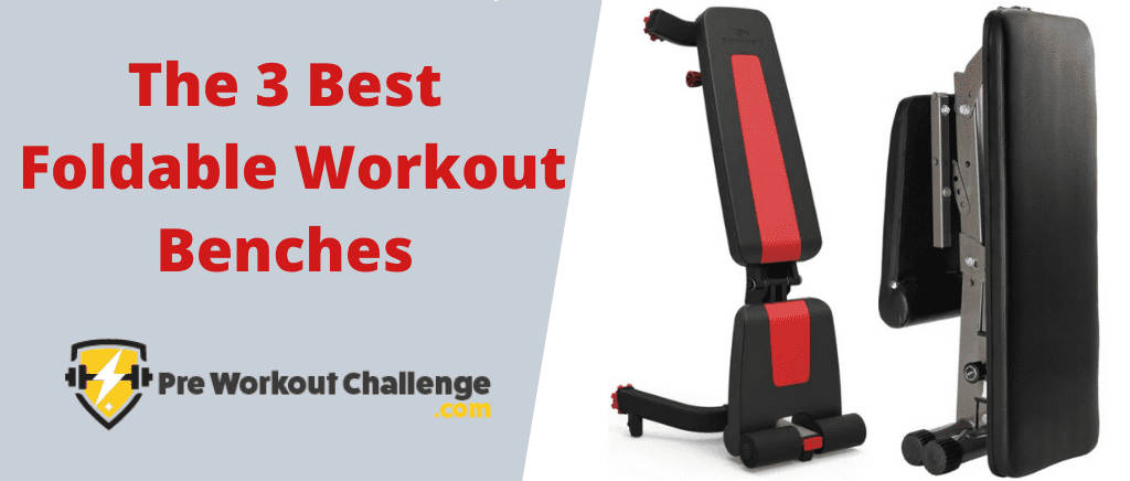 The 3 Best Foldable Workout Benches of 2020 canva