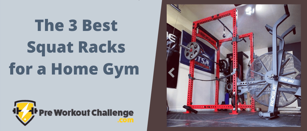 The 3 Best Squat Racks for a Home Gym in 2020 youtube canva