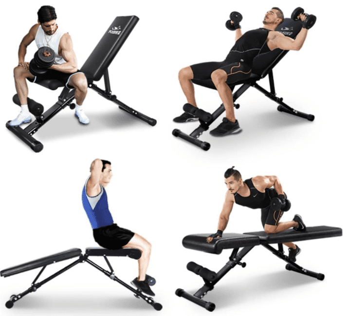 What's A Folding Workout Bench - adjustable weight bench dumbbell exercises