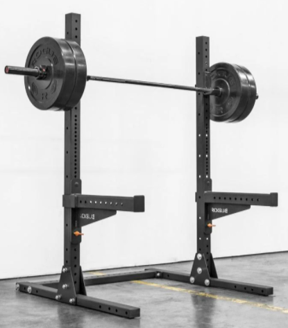 Squat Racks for the Home Gym - squat rack with weights