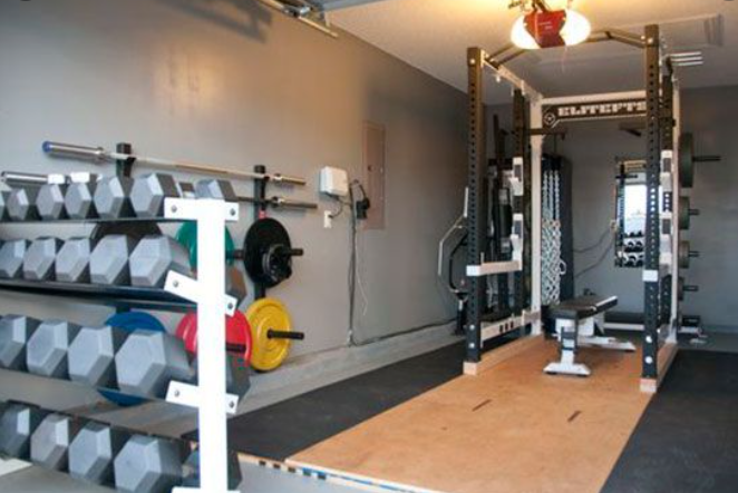 Best Home Gym Design Ideas Of 2020 From Home Office To Basements