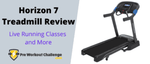Horizon 7 Treadmill Review