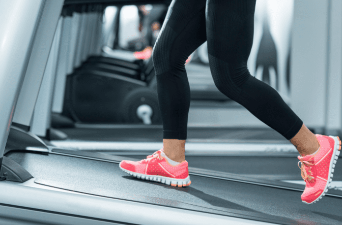Best Treadmill Workouts for Weight Loss - Treadmill incline walk