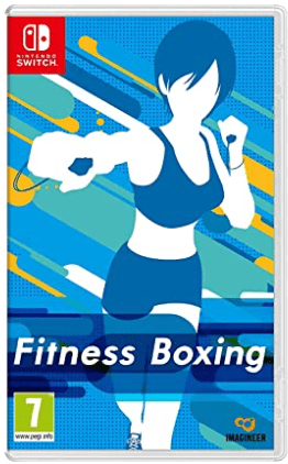 Fitness Boxing Switch Review - Nintendo fitness boxing original