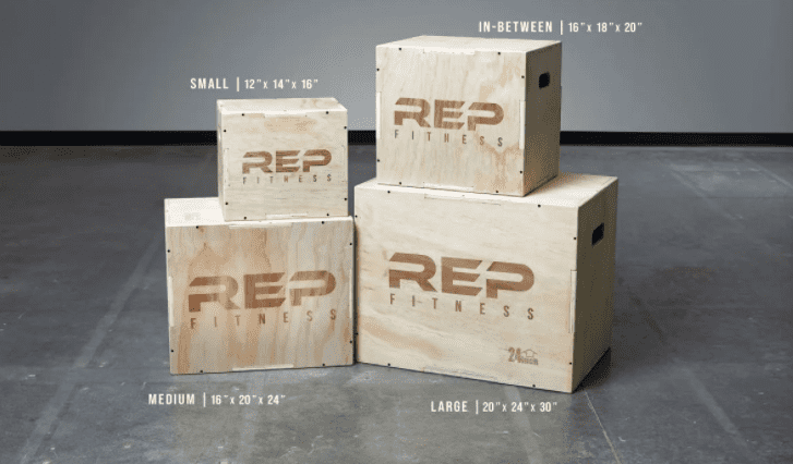 What Is A Plyo Box - REP fitness wood plyo boxes
