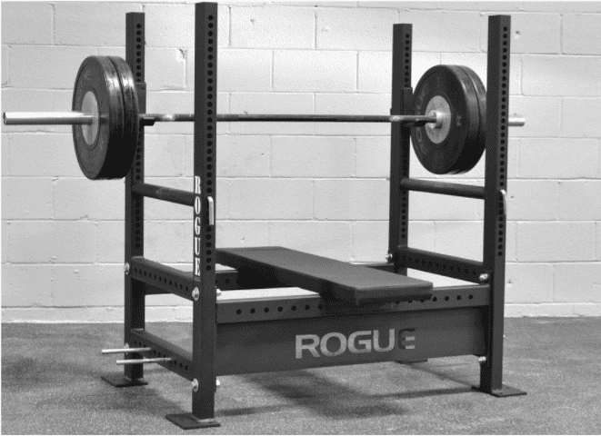 The 3 Best Weight Benches For The Home Gym in 2020 - Rogue westside bench 2.0
