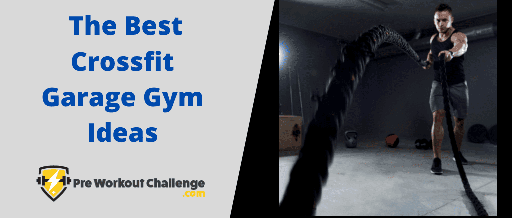 The Best Crossfit Garage Gym Ideas for 2020