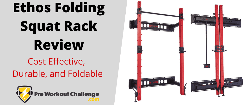 Ethos Folding Squat Rack Review
