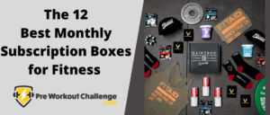 The 12 Best Monthly Subscription Boxes for Fitness