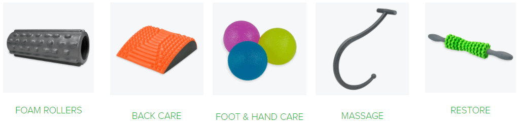 What is Gaiam Yoga - Gaiam yoga recovery accessories