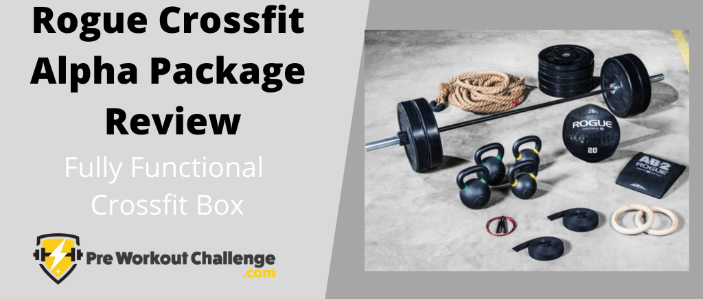 Rogue Crossfit Alpha Package Review