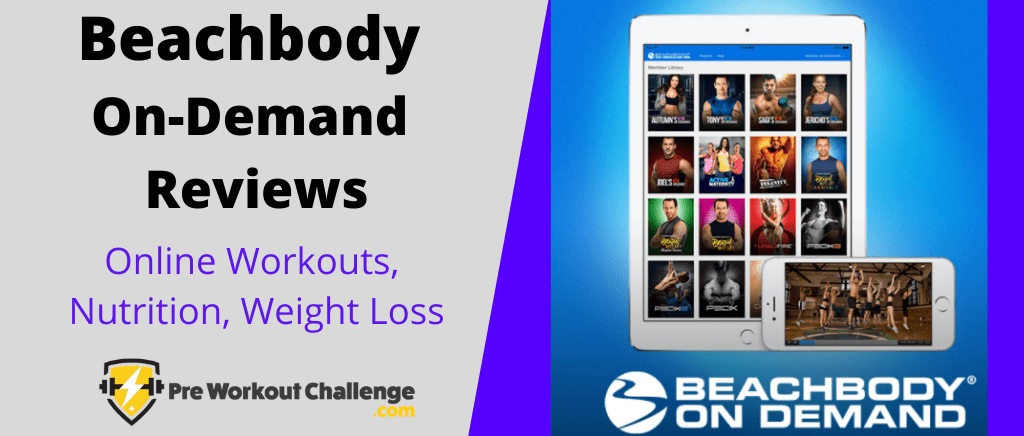 Beachbody On Demand Reviews