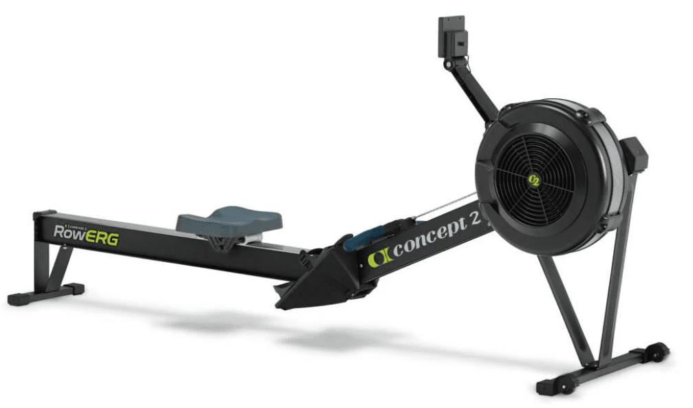 Rogue Fitness Equipment for Crossfit - Black Concept 2 Rower
