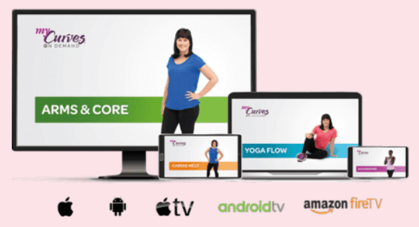 MyCurves On Demand review - MyCurves On Demand media platforms