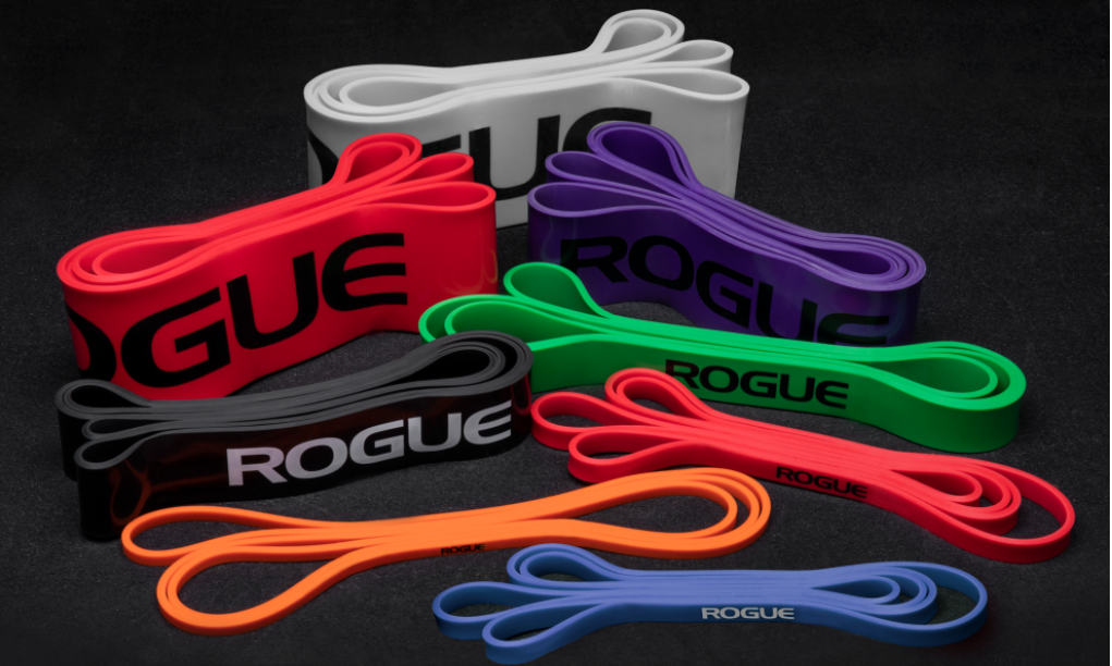 Rogue Fitness Equipment for Crossfit - Rogue Echo Resistance Bands