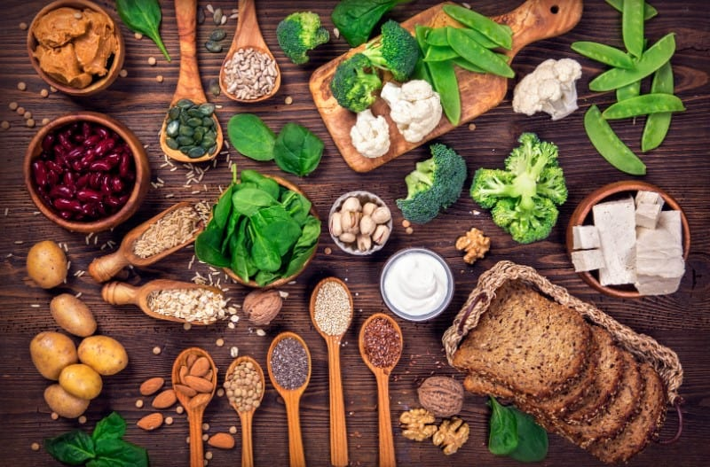 How much protein should I eat - Vegan protein sources