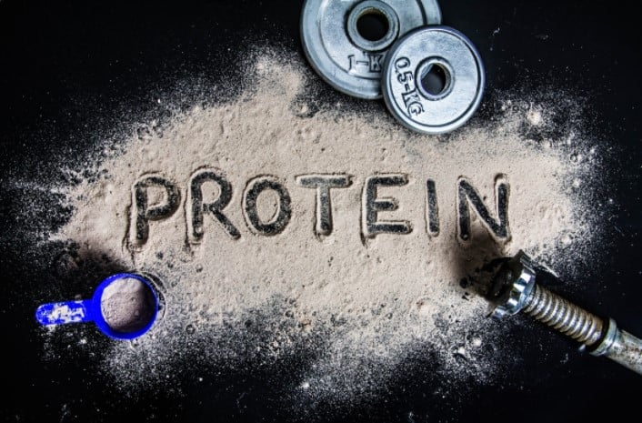 how much protein powder do I need - protein powder and weights