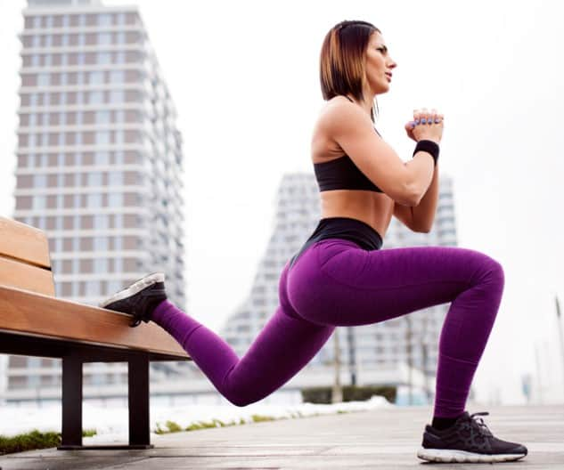 What Is The Best Home Workout Routine - Bulgarian Split Squat