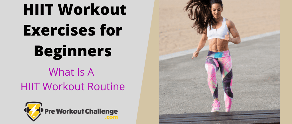 HIIT Workout Exercises for Beginners